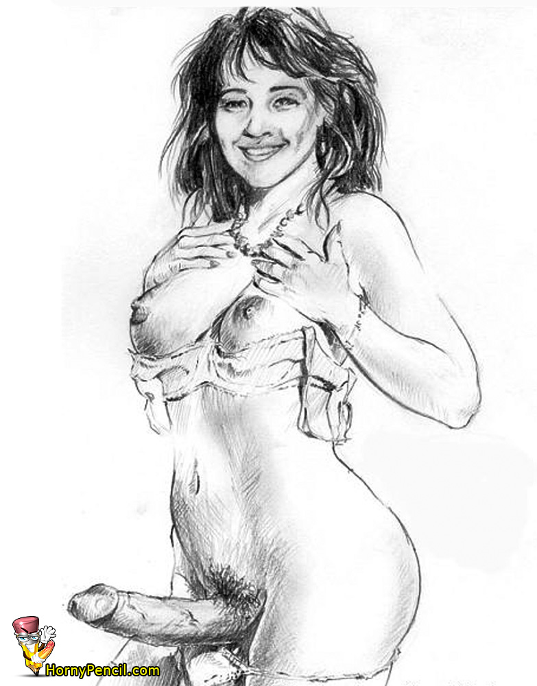 tranny drawings pictures
